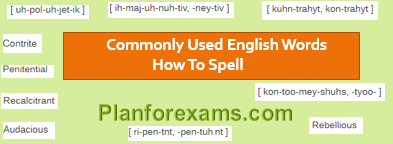 English-Words-How-To-Spell